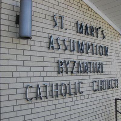 St Mary of the Assumption Byzantine Church, New Salem, PA