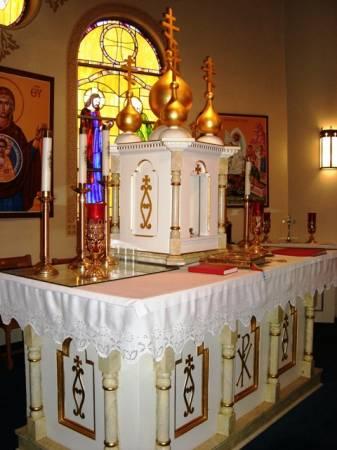 St Nicholas Ukrainian St Clair Altar 1.jpg