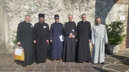 Russian Greek Catholic Deacons in Italy.jpg