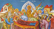Dormition of Mary, the Mother of God